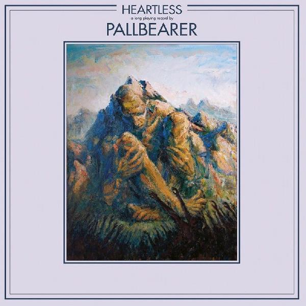 Pallbearer - Heartless 2-LP ( blue)