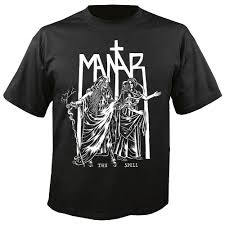 Mantar - The Spell Shirt Size L
