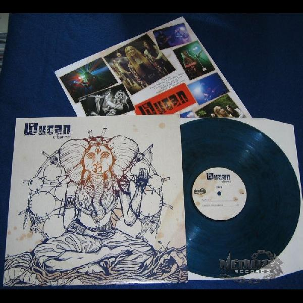 Wucan - Vikarma LP ( blue marbled)