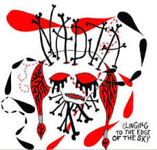 Nadja - Clinging to the edge of the Sky LP