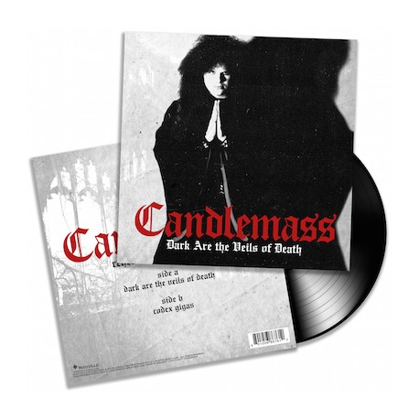Candlemass - Dark Are The Veils Of Death 7