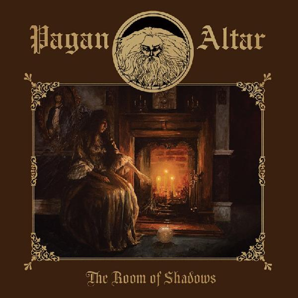 PAGAN ALTAR - The Room of Shadows LP+10