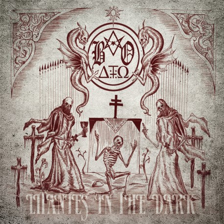 BLACK OATH - Litanies In The Dark Digipack