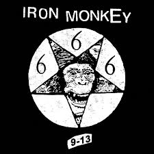 Iron Monkey - 9-13 LP ( black)