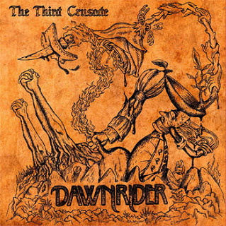 DAWNRIDER - The Third Crusade CD