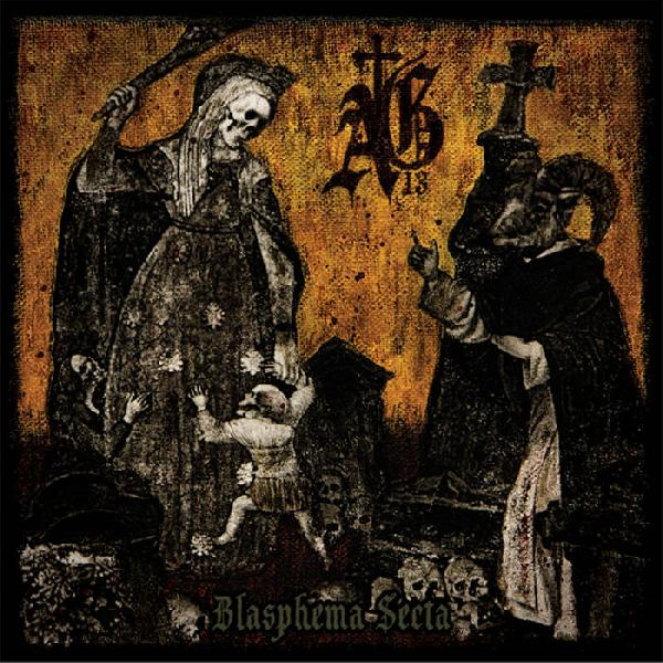 Abysmal Grief - Blasphema Secta Digipack CD