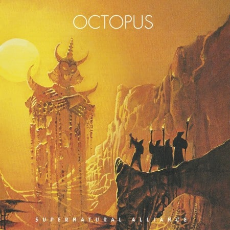 Octopus - Supernatural Alliance LP