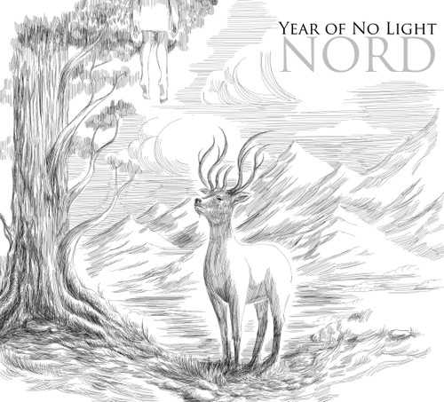 Year of no light – Nord (deluxe edition) – 2xCD digipack