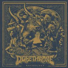 Dopethrone - Dark Foil LP