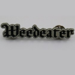Weedeater - Metal Pin