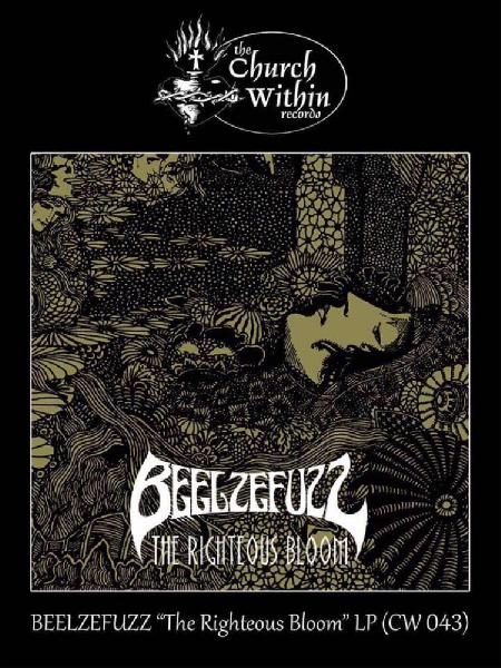 Beelzefuzz - The Rightous Bloom LP ( black) 21th September