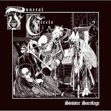 Funeral Circle - Sinister Sacrilege LP