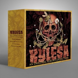 Kylesa - An Original Album Collection 4 CD Slipcase