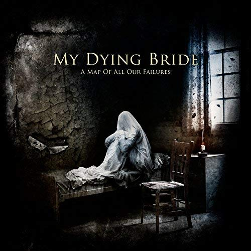 MyDying Bride - A Map of All Our Failures Digipack + DVD