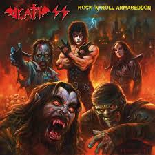 Death SS - Rock N Roll Armageddon 2-LP