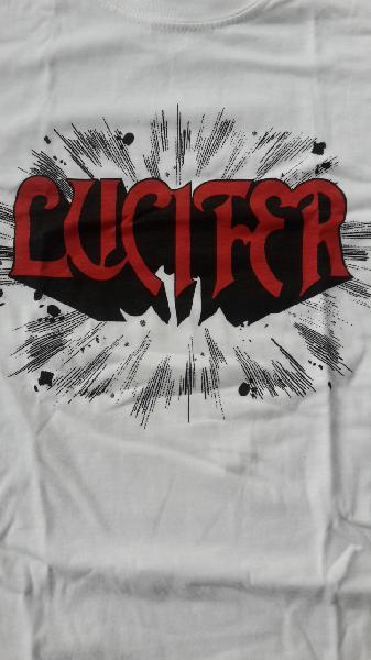 Lucifer - Logo Shirt Size XL