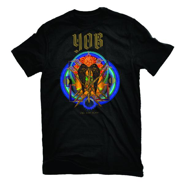 Yob - Our Raw Heart Shirt Size XL