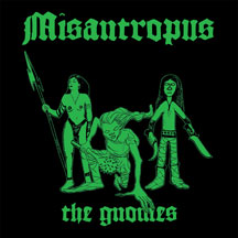 Misantropus - The Gnomes LP ( Green)