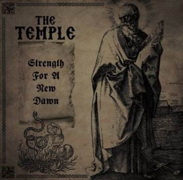 The Temple / Acolytes of Moros Split LP