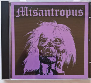 Misantropus - First Album + Demo