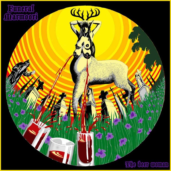 Funeral marmoori - The Deer Woman