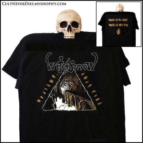 Witchsorrow - No Light,No Fire Shirt Size XXL