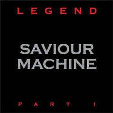 Saviour Machine - Legend I 2-LP ( black)
