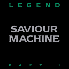 Saviour Machine - Legend II 2-LP ( black)