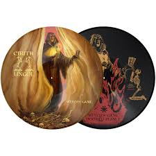 Cirith Ungol - Witch`s Game Pic-LP