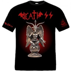 Death SS - The Horned God of the Witches Shirt Size L
