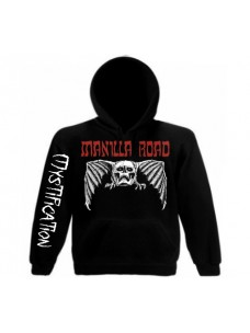 Manilla Road - Mystification Hoddie Size M