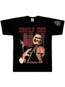 Manilla Road - Mystification Shirt Size L