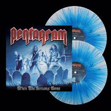 Pentagram - When the Screams Come 2-LP (splatter)
