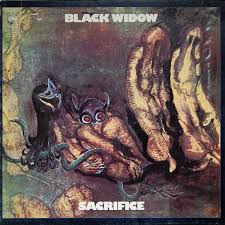 Black Widow - Sacrifice LP