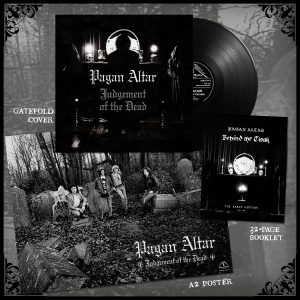 Pagan Altar - Judgement of the Dead LP