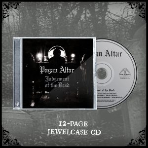 Pagan Altar - Judgement of the Dead CD