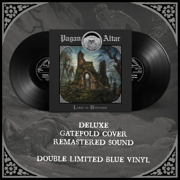 Pagan Altar - Lord of Hypocrisy 2-LP ( Pre-Order 19.04)