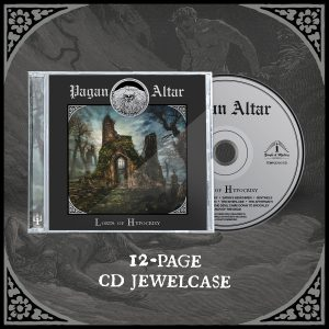 Pagan Altar - Lord of Hypocrisy CD