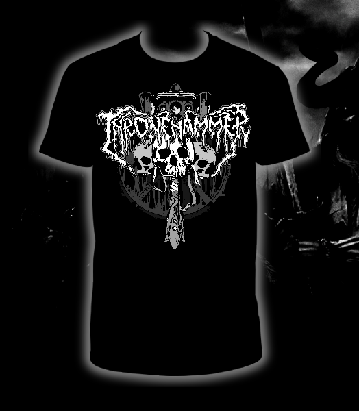 Thronehammer - Shirt Size M (Pre-Order 29th of October