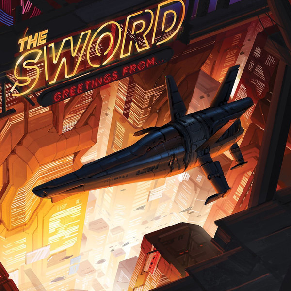 The Sword - Greetings from.... LP