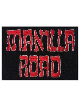 Manilla Road - Logo Patch