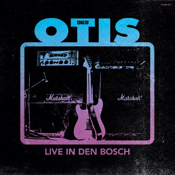 Sons of Otis - Live in Den Bosch LP