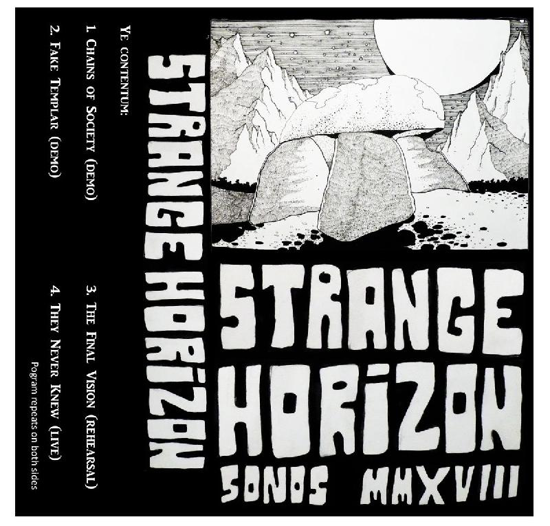 Strange Horizon - Songs MMXVIII Tape
