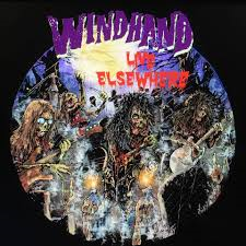 Windhand - Live Elsewhere 2-LP (black)