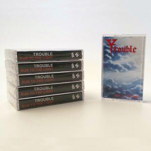 Trouble - Run to the Light Tape