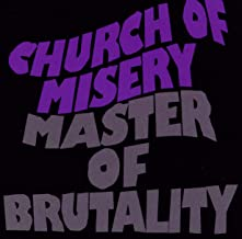 Church of Misery - Master of Brutality 2-LP ( Import)