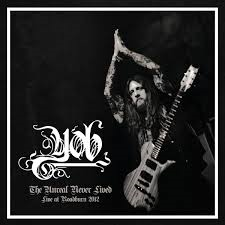 Yob - The Unreal never lived - Live at Roadburn 2012 2-LP