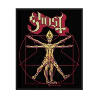 Ghost - The Vitruvian Ghost Patch