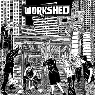 Workshed - Workshed LP