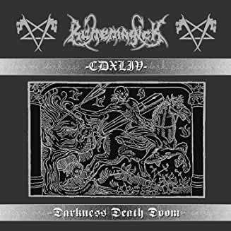 Runemagick - Darkness Death Doom 2-LP